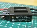 HOBBYWING PLATINUM 50Aブラシレスモーターアンプ