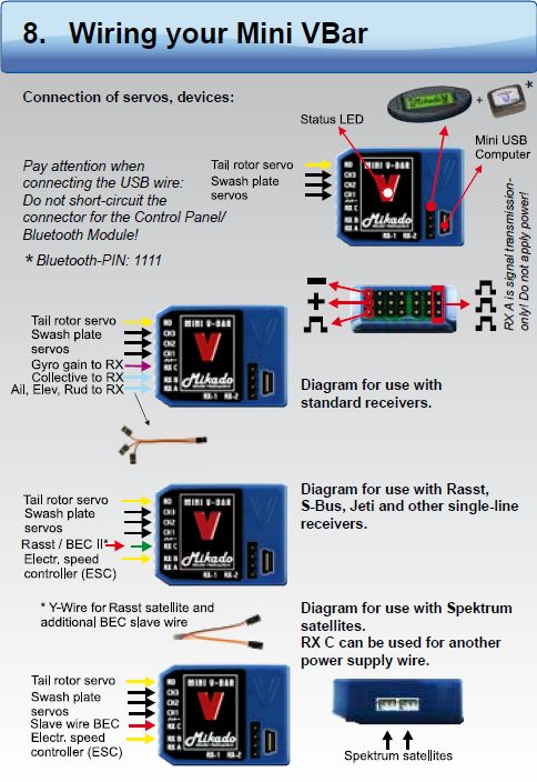 New Hobbywing Platinum-100a-v3 - Page 3
