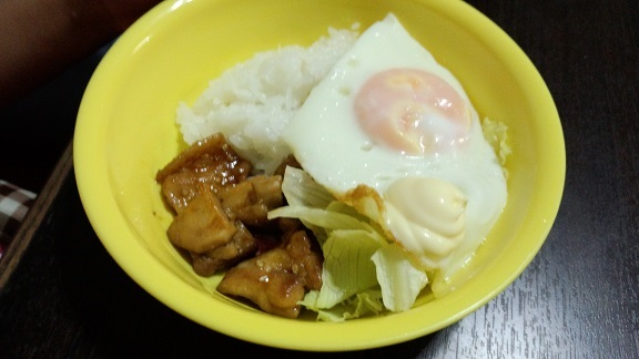 BBQ丼2