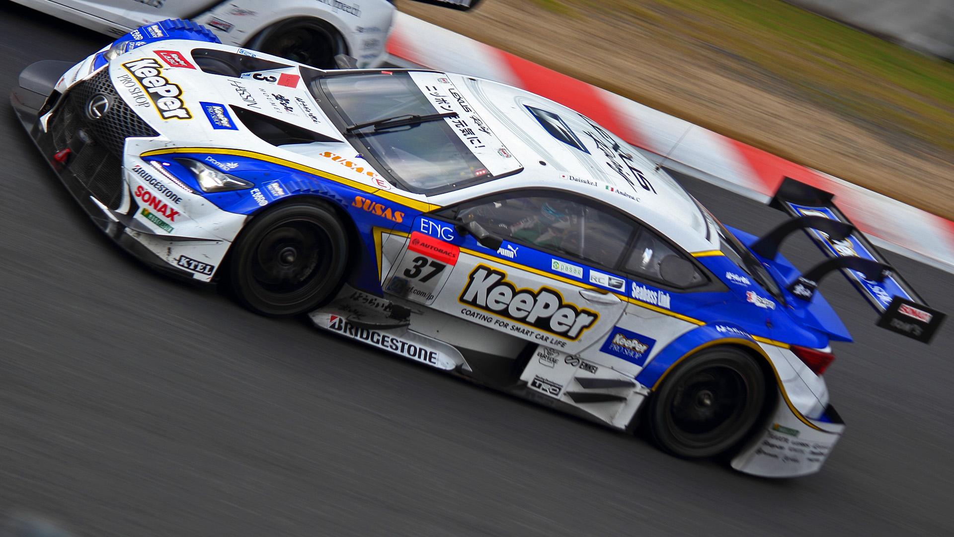 Super Gt 開幕戦 Okayama Gt 300km Race:フォトギャラリー Challenging
