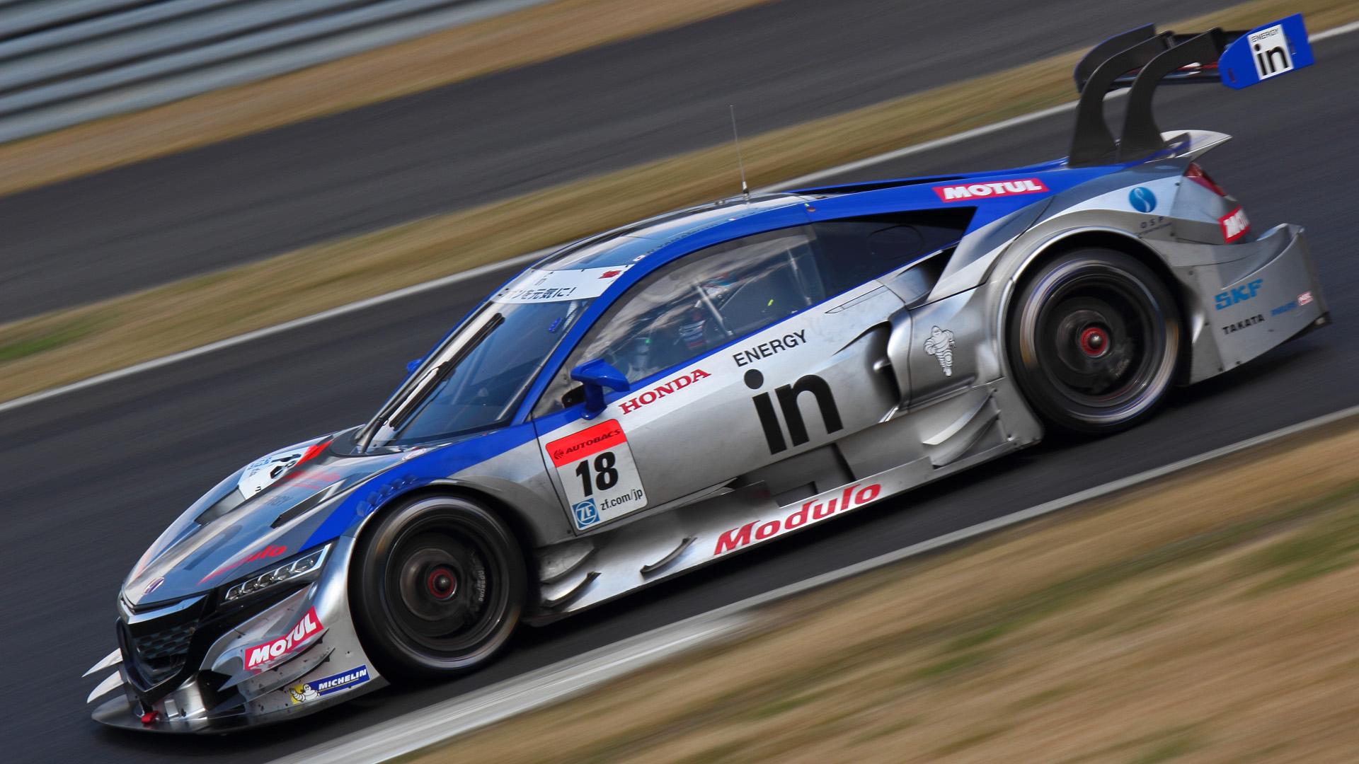 ウイダー モデューロ NSX CONCEPT-GT(20140406)