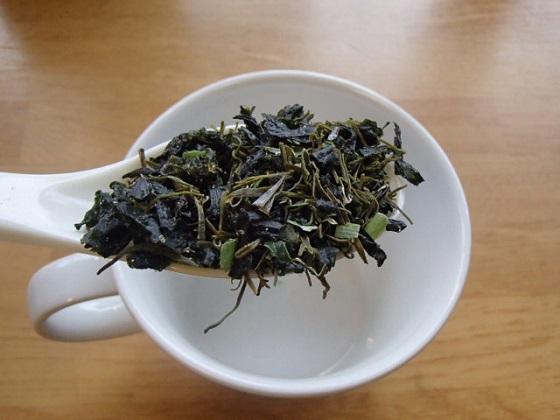 モロヘイヤスープ (4)