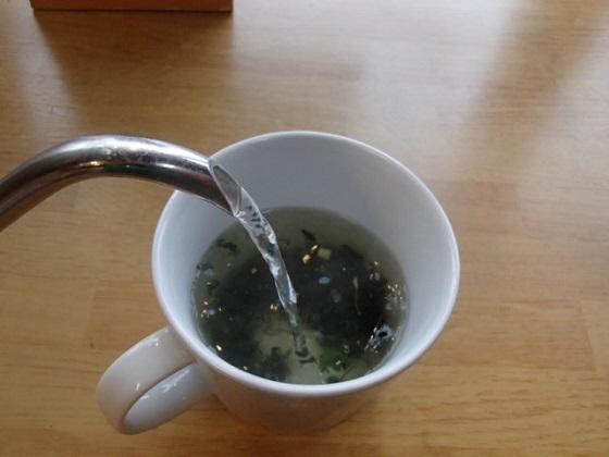 モロヘイヤスープ (5)