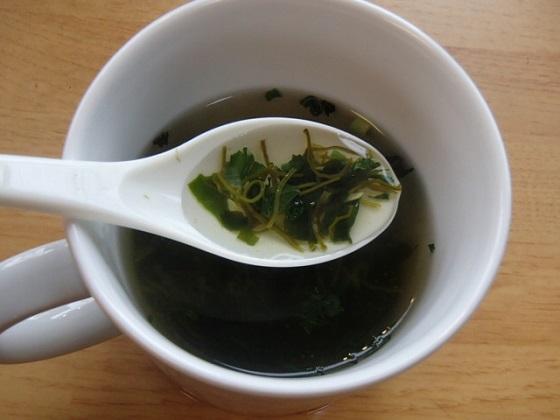 モロヘイヤスープ (6)