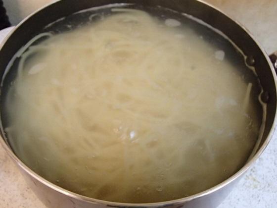 パスタソース試食 (6)