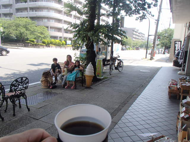 ホットコーヒー無料熱い (4)