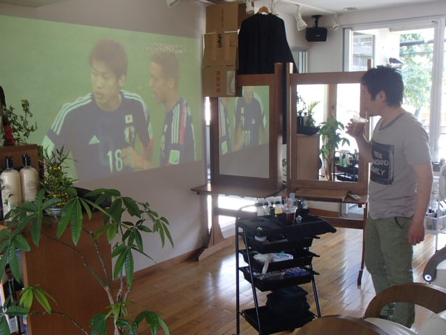 サッカー観戦 (5)