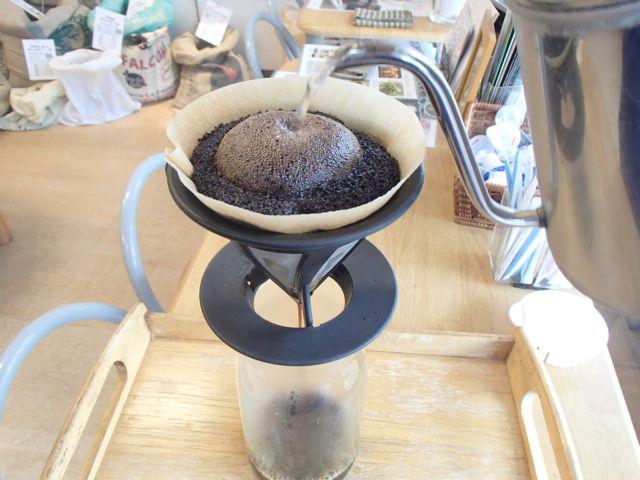 スリムポットでアイスコーヒー (3)