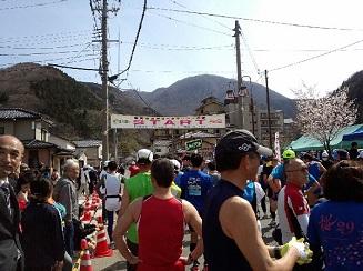 マラソン_スタート