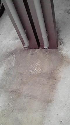 2014年7月20日支柱排水部