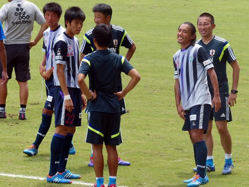 20140813U-21練習試合50