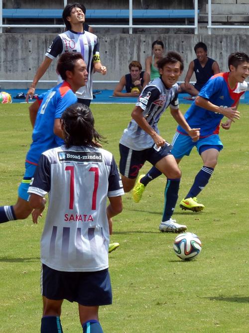 20140813U-21練習試合40