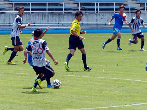 20140813U-21練習試合30