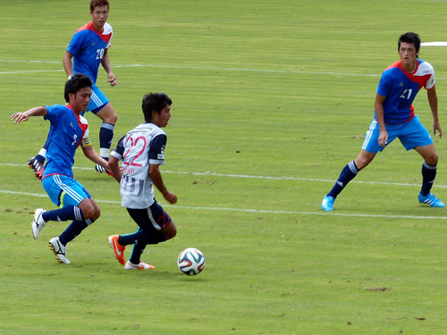 20140813U-21練習試合11