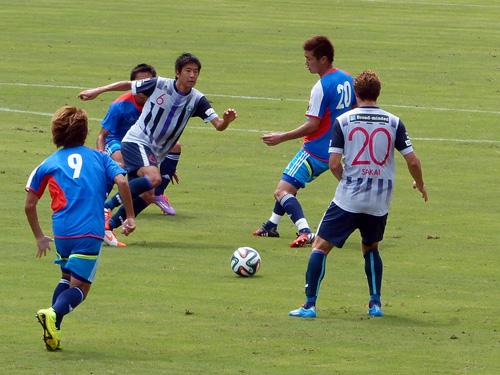 20140813U-21練習試合10