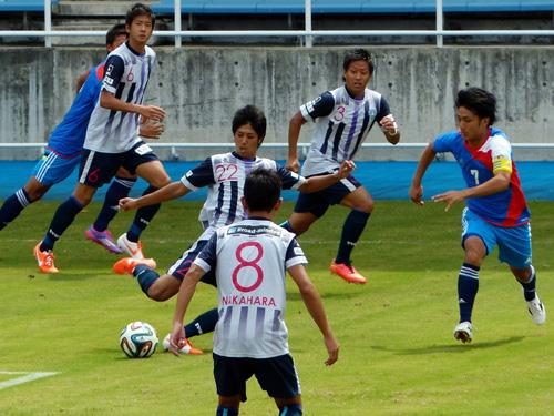 20140813U-21練習試合6