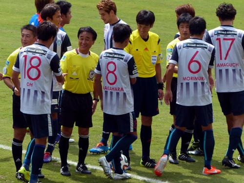 20140813U-21練習試合4