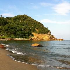 20140630朝の海