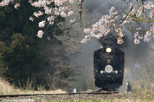 磐越西線 C57