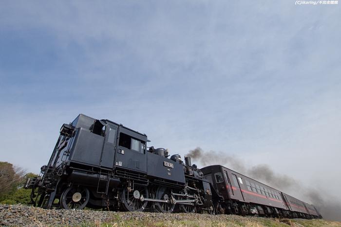 真岡鐵道 C12
