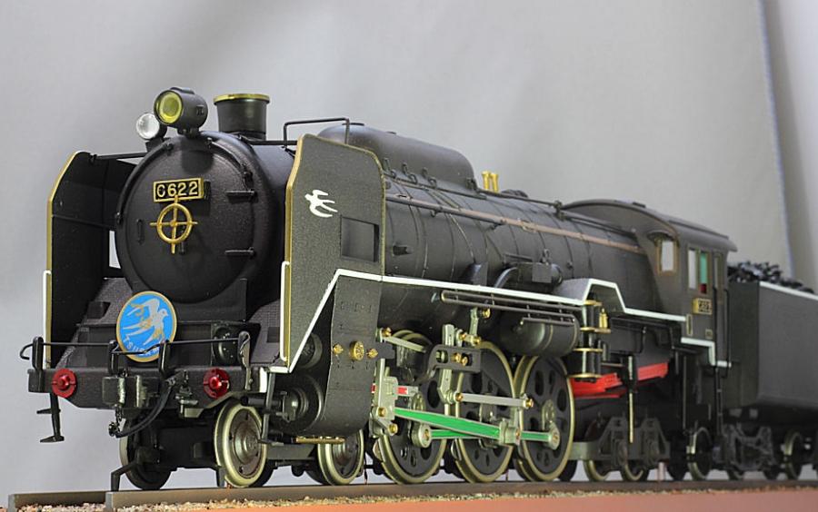 C62蒸気機関車-2