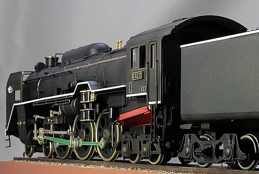 C62蒸気機関車-3