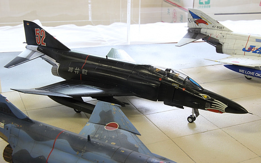 F4ファントム ドイツ空軍