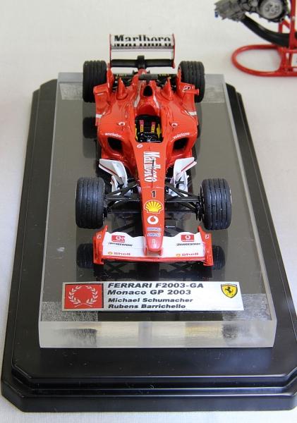 フェラーリf2003
