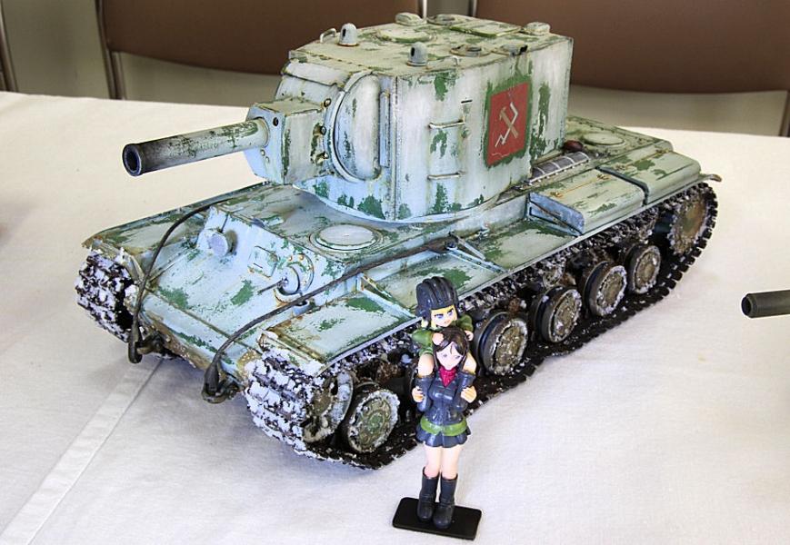 ガルパン KV1