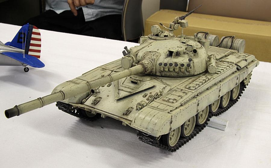 T72 M1戦車