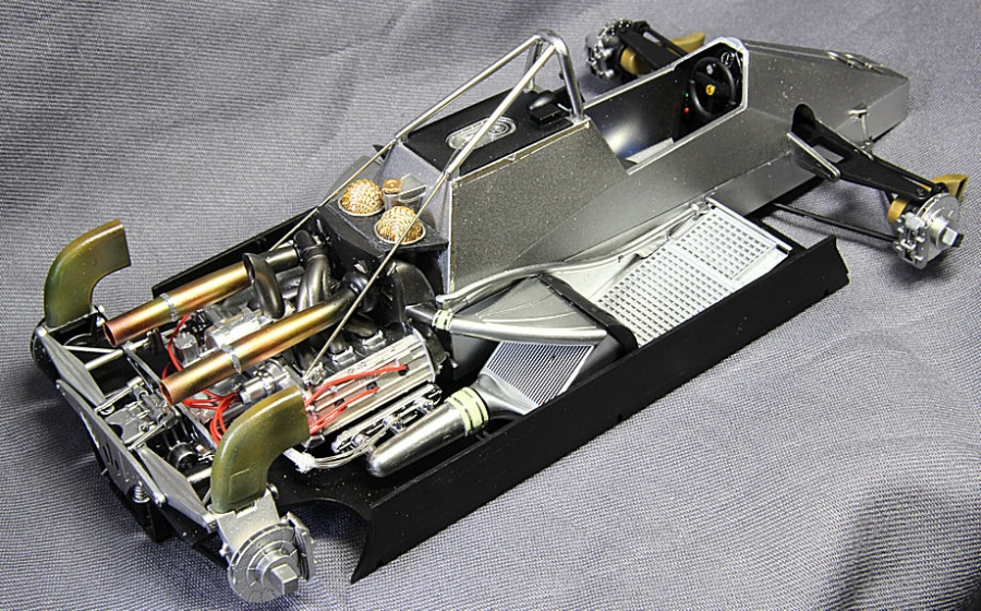 フェラーリ126C2-5