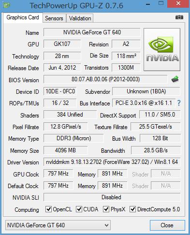GT640 GPU-Z スペック_01