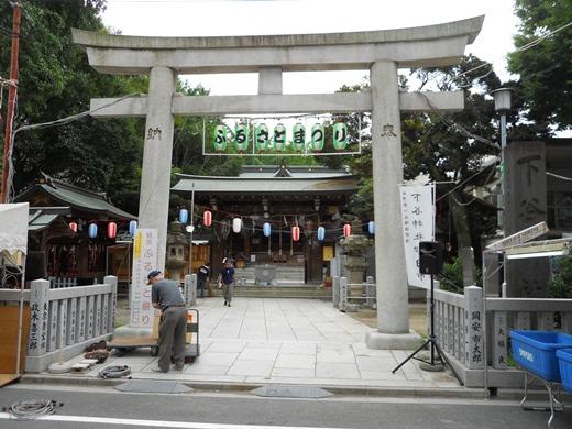 下谷神社2