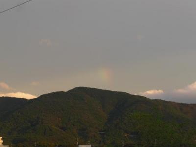 磯部方面からの虹1