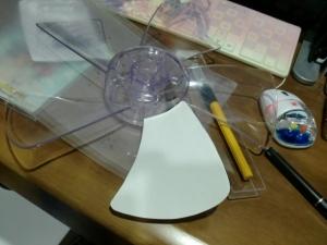 扇風機1元羽2