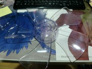 扇風機1元3羽