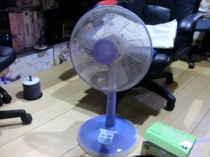 扇風機1元0