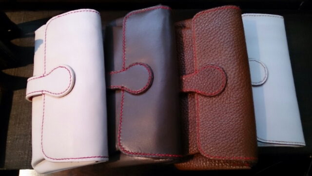 クリボウ財布4つ