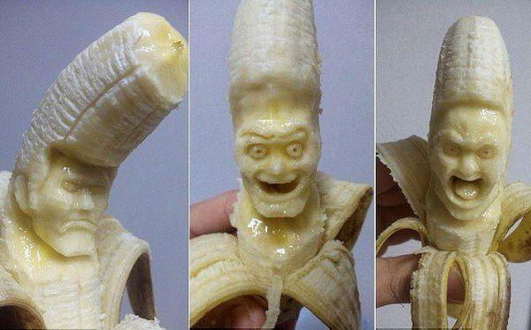 バナナアート
