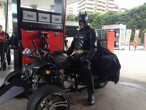 バットマン千葉に現る2