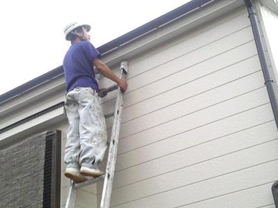海老名市 外壁塗装 アフター点検3