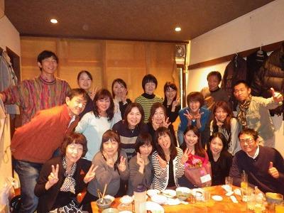 2014ウィメンズ打ち上げ (2)