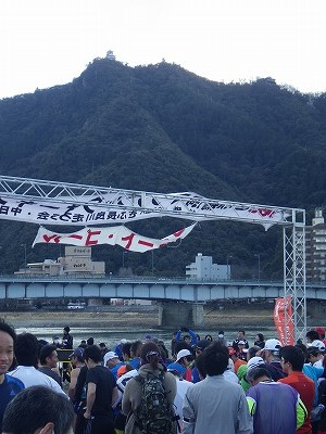 2014ぎふ鵜飼マラソン (4)