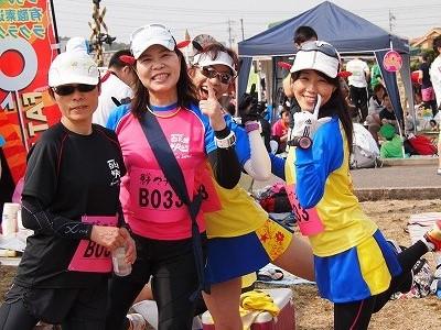 春日井絆マラソン (6)