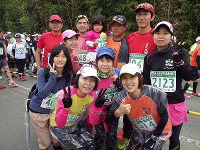 2014なかわかマラソン (2)