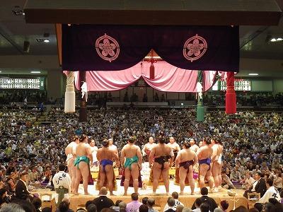 2014名古屋場所大相撲 (1)