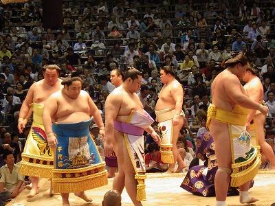 2014名古屋場所大相撲 (3)