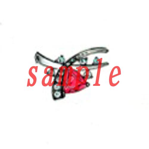 ロードクロサイトリング01