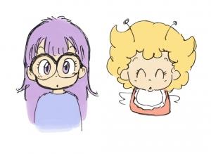 アラレちゃんとがっちゃん 02