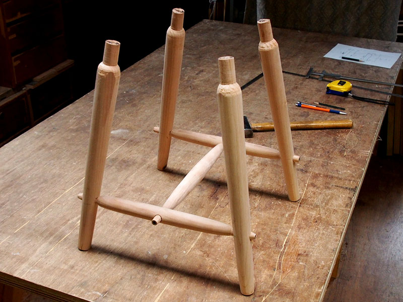 那須高原 じざい工房 小林康文の素材を活かす家具づくり 無垢材こたつ